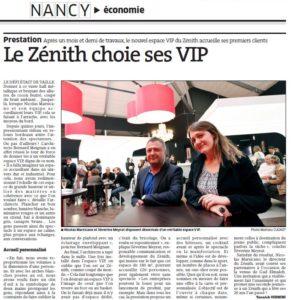 Zenith Bernard Meignan Metz Nancy